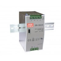 DR-120-24 Mean Well Power Supply